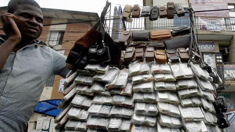 """Geldgeschäfte in Afrika: Mit Mobile Money gegen """"finanzielle Apartheid"""""""