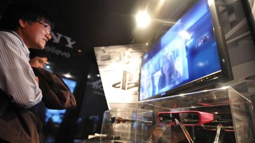 Games auf der CES 2010: Spiele-Branche will vom 3D-Boom profitieren