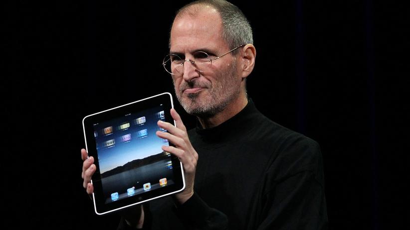 Apple iPad: Apples Luxus-Notizblock