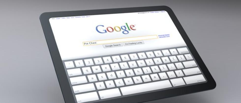 google-pad