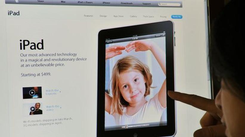 Das Kaufen höret nimmer auf - wer im Apple-Online-Shop das iPad bestellt, begibt sich in eine eigene Welt