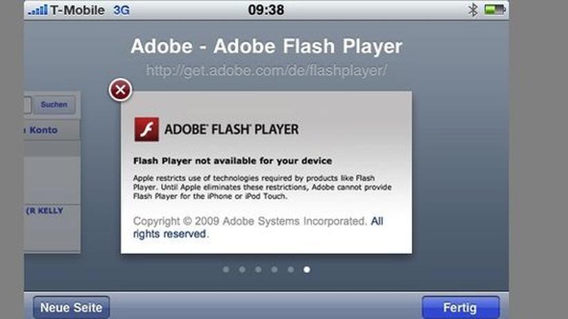 iphone-flash-bildschirm
