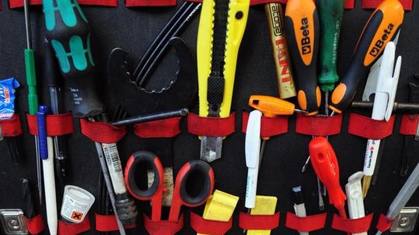 Produktentwicklung: Ohne Werkzeugkiste ist der Käufer heute aufgeschmissen