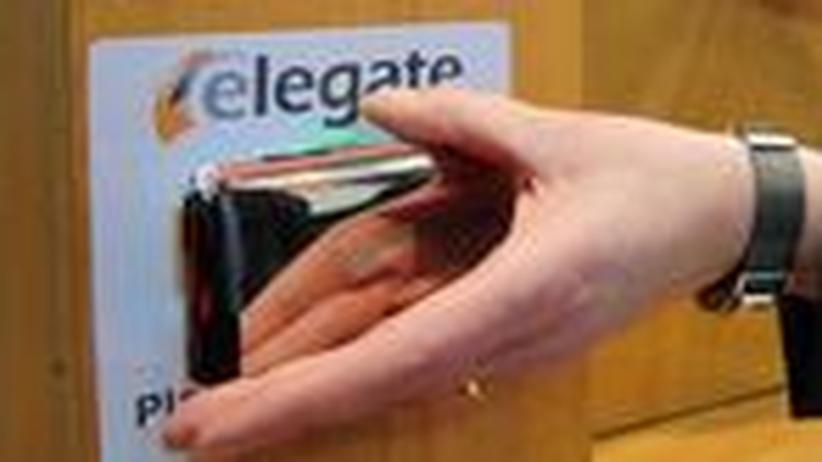 Digitaler Schlüssel: Das Handy als Türöffner