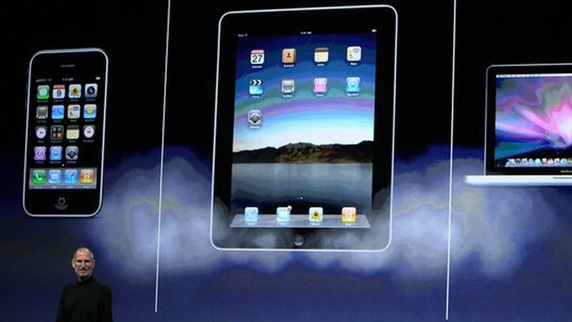 Apple: iPad jetzt käuflich