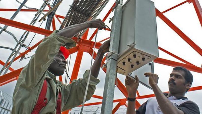 Mobilfunk: Wettervorhersage per SMS