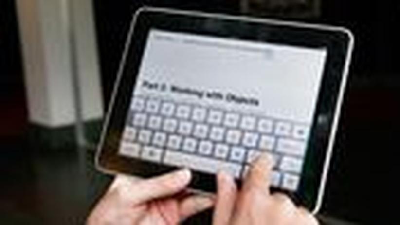 Apple iPad: iPad, das ganz große Ding