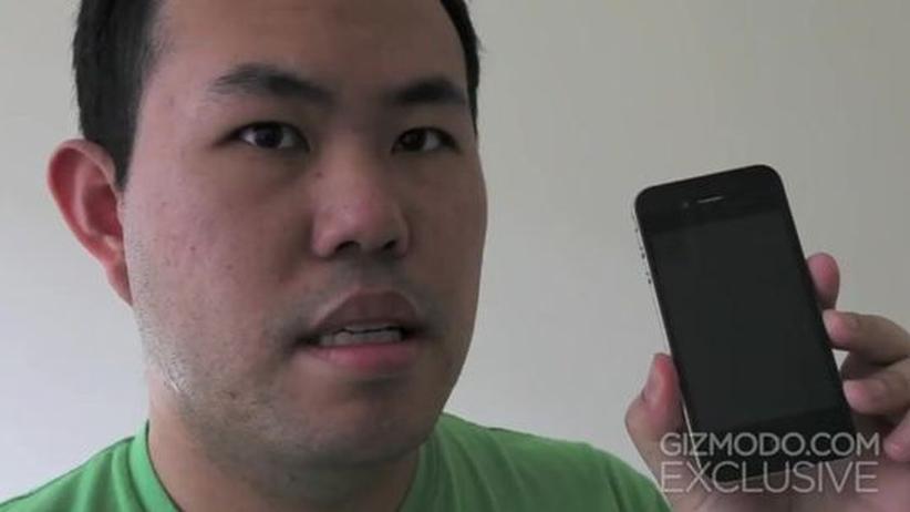 iPhone-Gate: iPhone-Finder haben Ärger