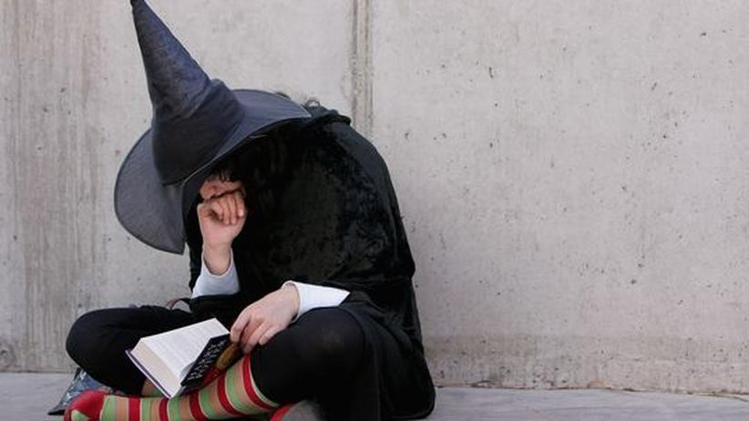 Buchkultur: Auch ein einsamer Harry Potter Leser entkommt dem sozialen Raum nicht