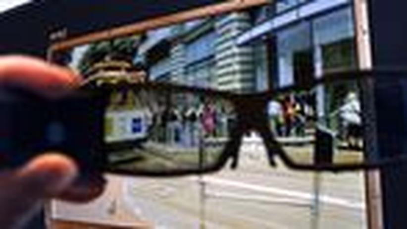 3-D-Fernseher: Blick in die Raumtiefe