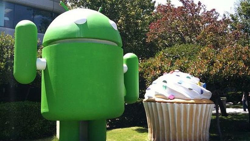 Smartphone: Android, wo bleibt mein Update?