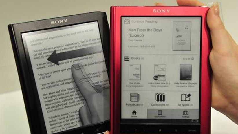 E-Reader: Der Konkurrenzkampf bei E-Readern ist eröffnet
