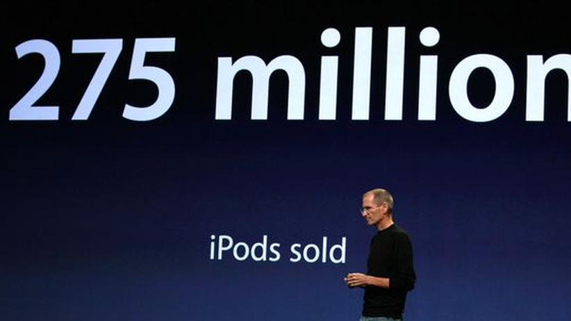 Apple: Langsamer Abschied vom iPod