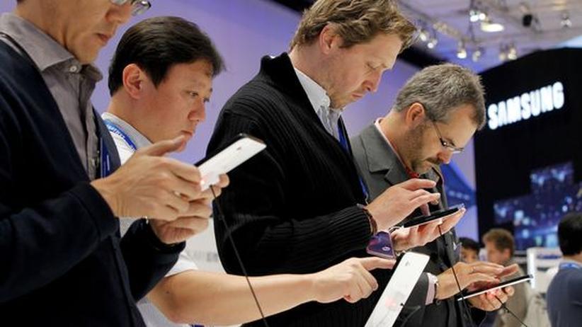 Tablets auf der IFA: Die Welt ist eine Tafel
