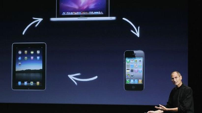 Apple-Keynote: Das Ende des Macintosh-Computers