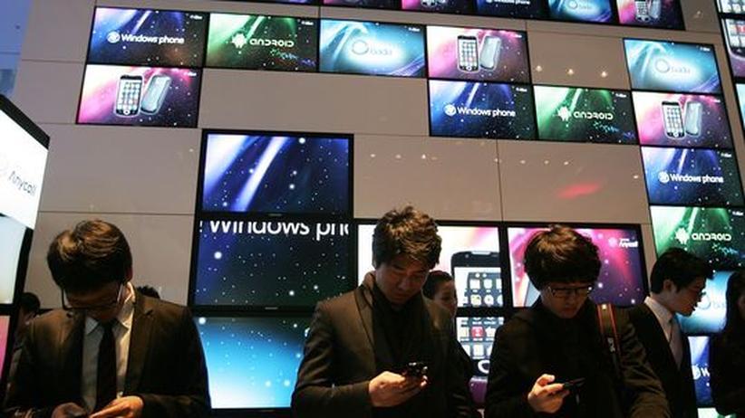 Das Handy wird mehr und mehr zu unserem ausgelagerten Gehirn