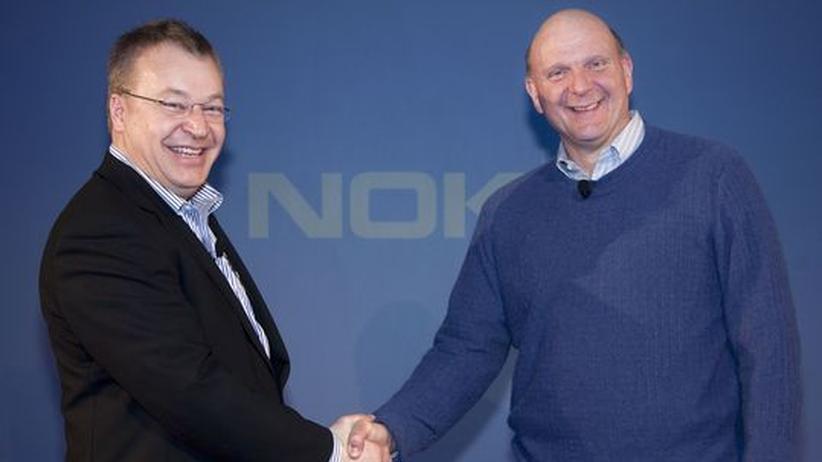 Windows Phone 7: Nokia und Microsoft verbünden sich