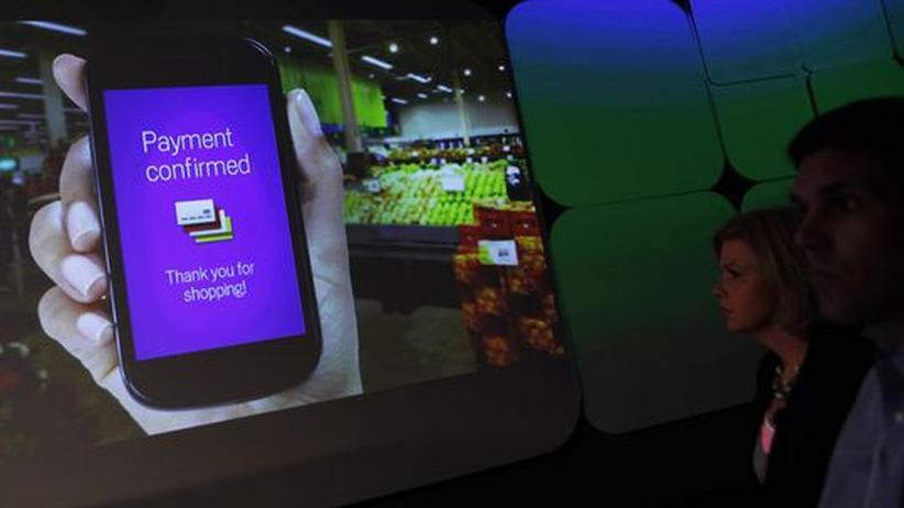 Google Wallet: Das Portemonnaie im Handy ärgert die Konkurrenz