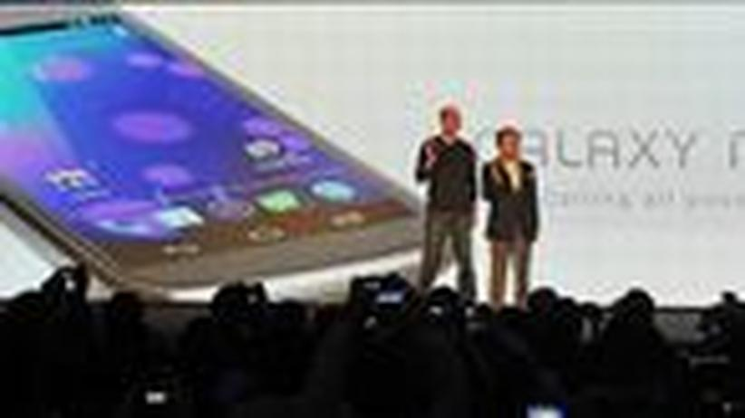 Tablet-Markt: Samsung greift an