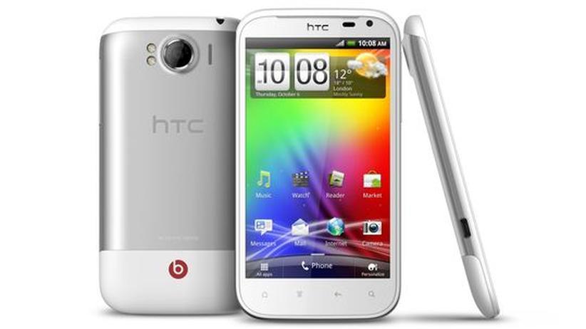Handymarkt: Smartphone-Hersteller HTC macht sich selbst Konkurrenz