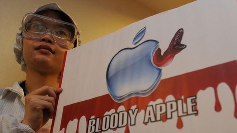 Foxconn: Apples Erfolge sind billig erkauft