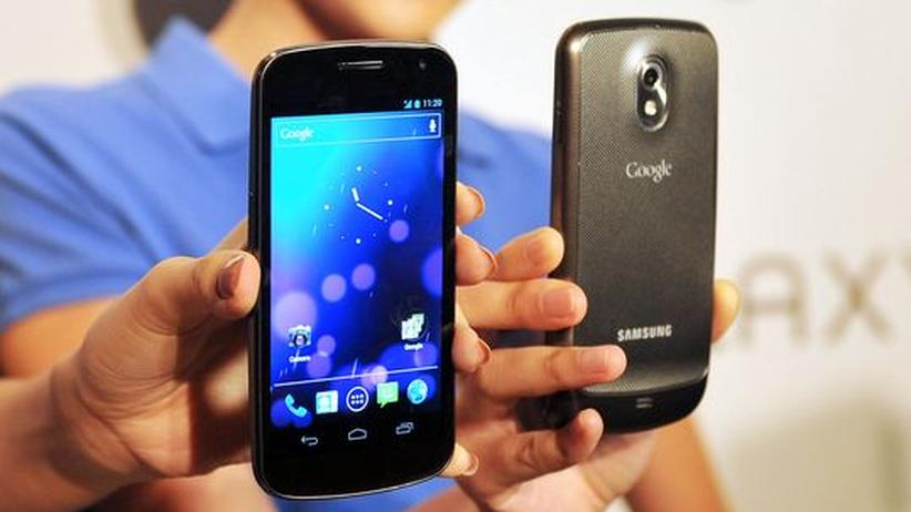 Samsung Galaxy Nexus: Das Samsung Galaxy Nexus ist das wichtigste neue Android-Smartphone.