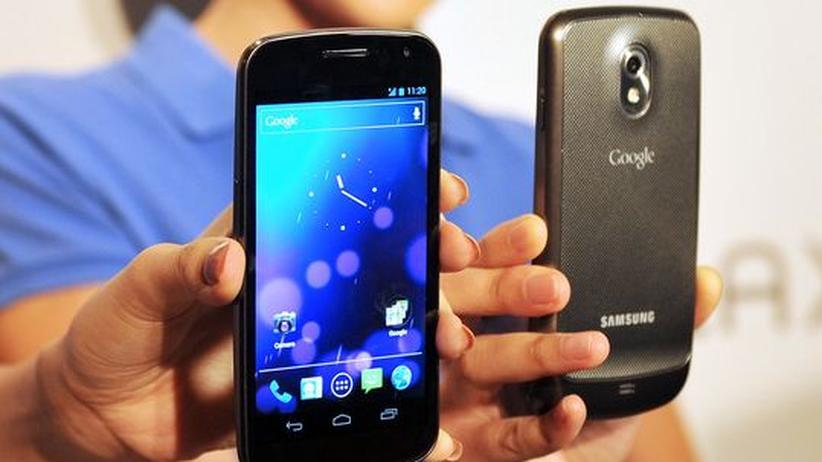 Galaxy Nexus: Erste Tester loben das Google-Smartphone