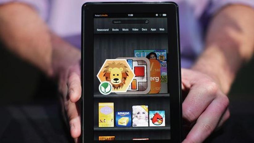 Kindle Fire: Amazons Tablet ruckelt und zickt noch