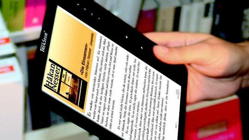 Test: E-Reader von Thalia und Weltbild enttäuschen