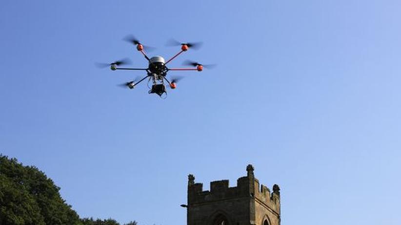 Cebit 2012: Die Drohnen kommen