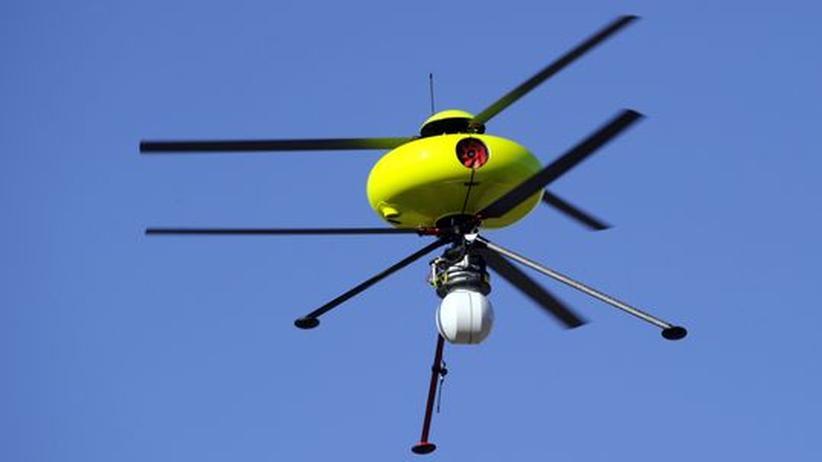 Datenjournalismus: Mit zivilen Drohnen den Himmel erobern