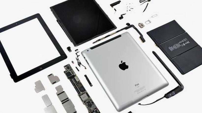 Apple: Nur der Bildschirm macht das dritte iPad interessant