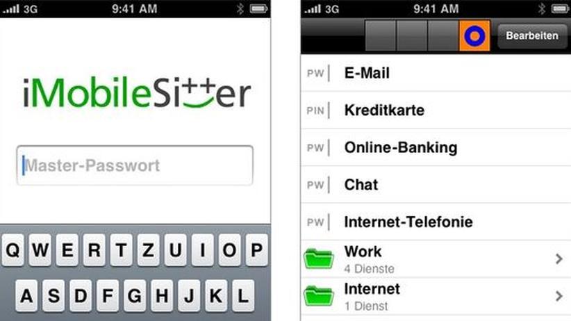 Cebit 2012: Eine App gegen Passwortdiebstahl