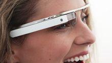 Prototyp von Googles Augmented-Reality-Brille