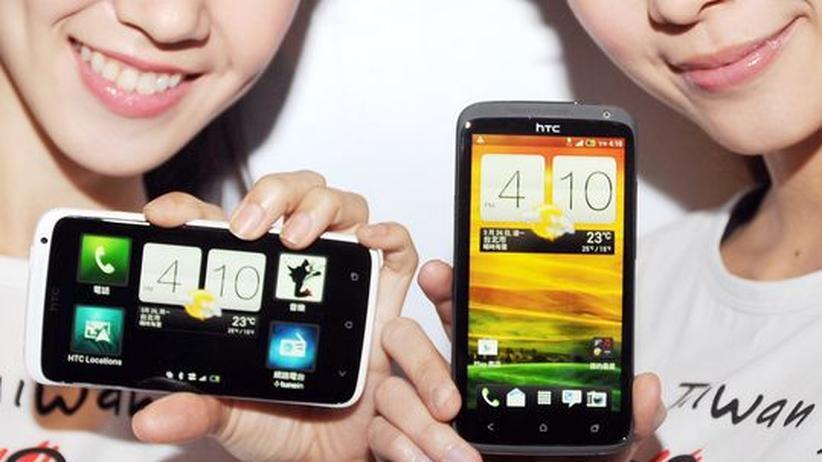 HTC One X: Heißes Teil