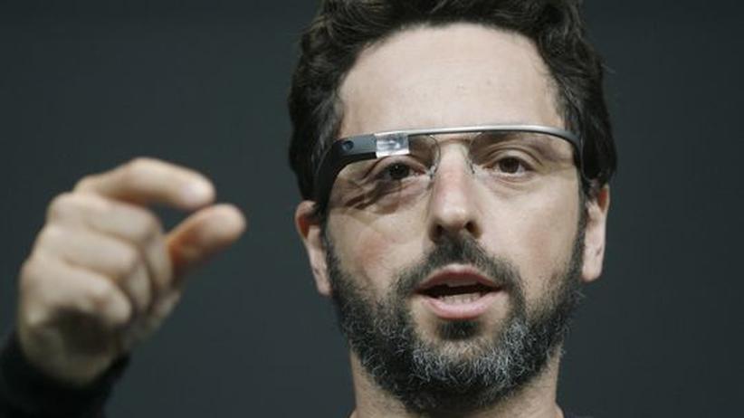 Google Glass: Videokamera mitten im Gesicht
