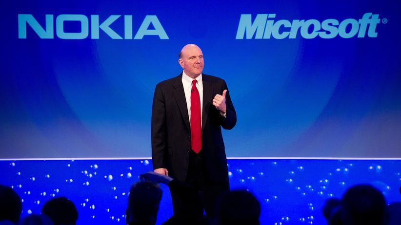 Mobilfunkmarkt: Microsoft traut Nokia nichts zu