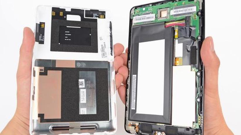 Nexus 7: Viel Tablet für 200 Dollar