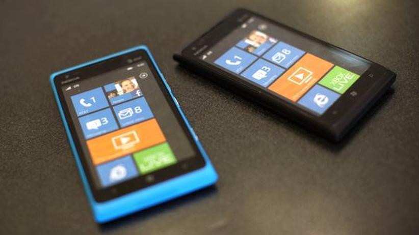 Smartphone: Microsoft lässt Nokias Lumia 900 schon jetzt alt aussehen