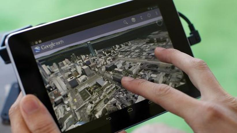 Tablet Google Nexus 7