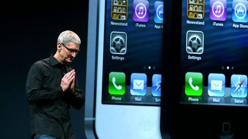 iPhone 5: Apples Vorsprung wird kleiner