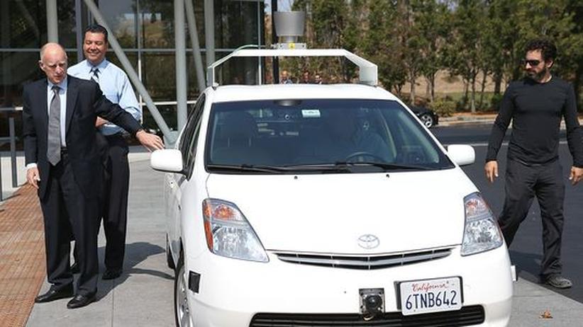 Google: Kalifornien lässt autonome Autos auf die Straße