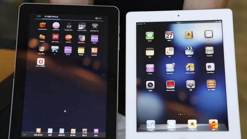 Patentstreit: Apple und Samsung sollten Waffenstillstand schließen
