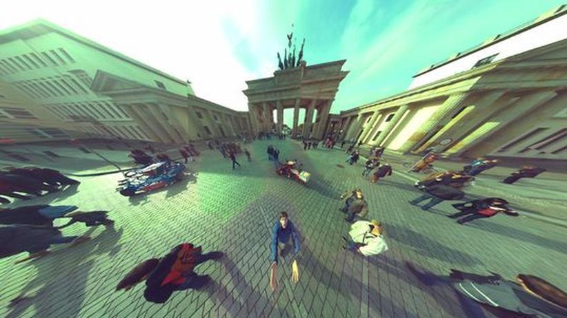 IFA 2012: Berliner Erfinder der Panoramawurfkamera ausgezeichnet