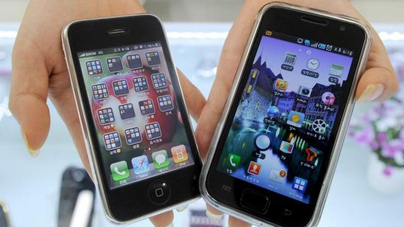 Apple-Patente: Samsung und HTC wollen Start des iPhone verhindern