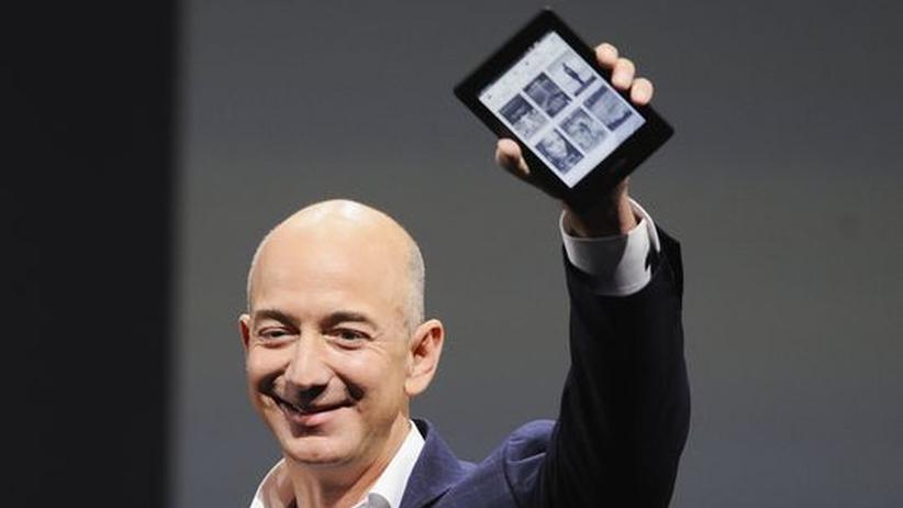 Amazon: Lesen verboten