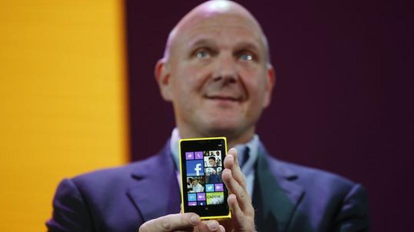 Microsoft: Windows Phone ist endlich ebenbürtig