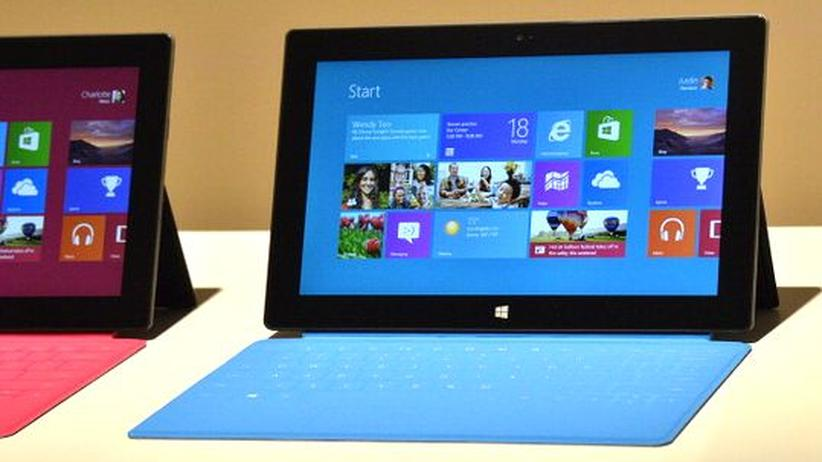 Microsoft Tablet: Das Surface begeistert und enttäuscht zugleich
