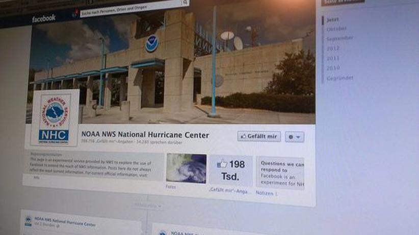 Social Media: Smartphones ersetzen die Katastrophen-Sirene