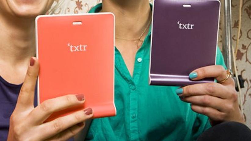 Txtr Beagle: Ein Billig-E-Reader mit Schwächen